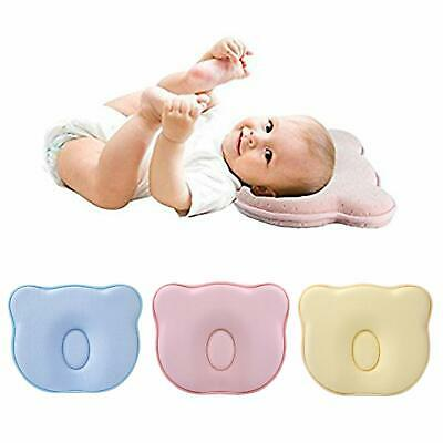 Baby Toddler Pillow Memory Foam Headform Correct Head Support or Case Cover