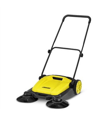 New Karcher 1.766303.0 S650 Floor Sweeper Yellow