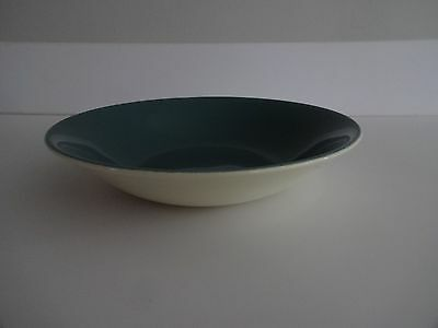 """Poole Pottery Cameo Blue Moon- 8"""" Soup/Cereal Bowl"""