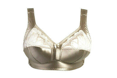 Glamorous Firm Support Non-Wired Bra - UK 36-46 C,D,DD,E,F,G - #vintage