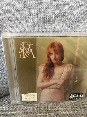 Florence and The Machine - High As Hope(CD) New Sealed Freepost In Uk.