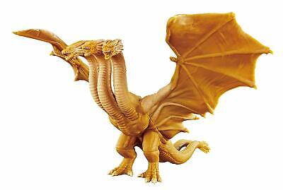 BANDAI Godzilla Movie Monster Series King Ghidorah 2019 Soft Vinyl JAPAN IMPORT