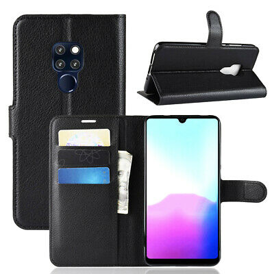 Flip Leather Wallet Case Cover for Huawei P30 Mate 20 Pro/Lite P Smart 2019 Skin