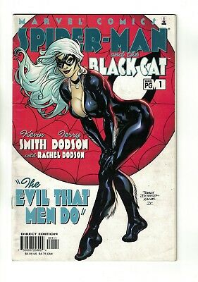 Spider-Man and the Black Cat - The Evil that Men Do #1 | Marvel Comics - 2002