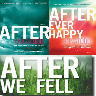 after series by anna todd [Eb00k] 🔥