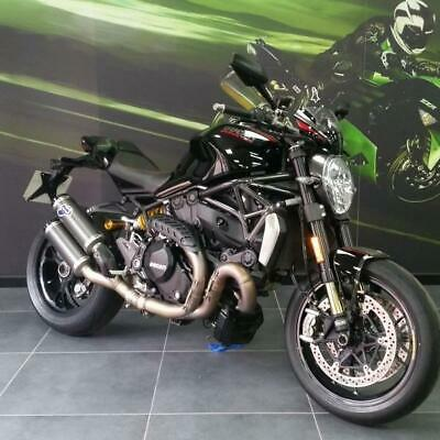 Ducati Monster 1200R 2016MY in Black. Immaculate Condition