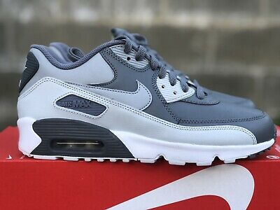 d47c5f546b NIKE AIR MAX 90 Leather (833412-013) Size 7Y - $64.99 | PicClick