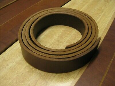 Leather Belt Blank 60+ Inch Leather Strap #0007514
