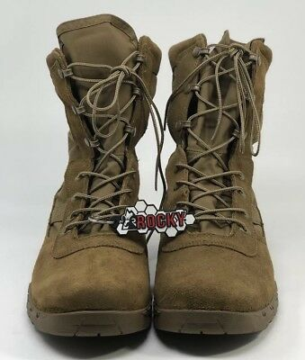 Rocky Men's C7 CXT Lightweight Commercial Military Boot Coyote Brown RKC065 11.5
