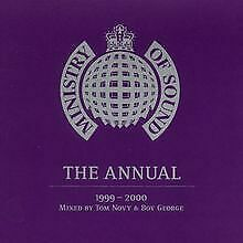 Ministry of Sound-the Annual by Tom Novy, Boy George | CD | condition good
