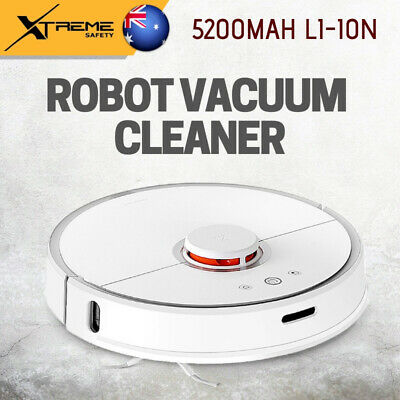 New Xiaomi Mi Roborock S50 Robot Vacuum Cleaner Brushless Motor 13 Smart Sensors