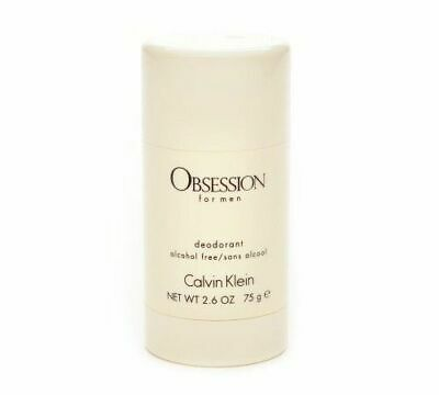 Obsession by Calvin Klein Deodorant Stick for Men 2.6 oz Brand New