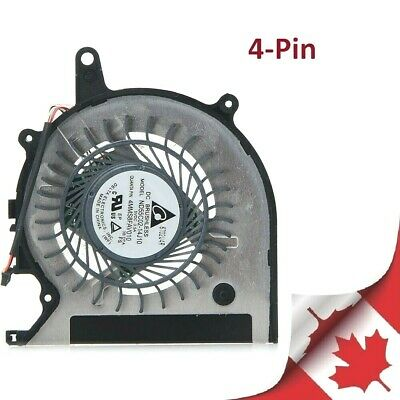New ORIG CPU Cooling Fan for Sony Vaio Pro13 SVP132A1CL SVP132190X SVP13213CXB