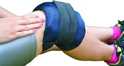 Easy Ice Knee Pain Relieving Cold Hot Therapy Pack With Belt-Blue_EIK514