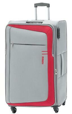 TROLLEY American Tourister hyperflair spinner 78/29 tsa exp grey/red 88771-2645