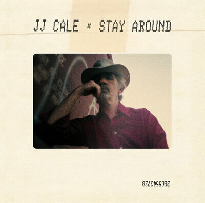 JJ cale stay around vinyl lp 2019 because music release   Pre order