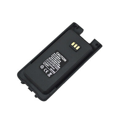 New Li-ion Battery 7.4V for TYT MD-390 IP67 Waterproof DMR Digital Walkie Talkie