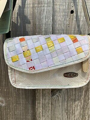 a0ec01eb46 KEEN Hybrid Transport Harvest Small Bag Tote RECYCLED REPURPOSED