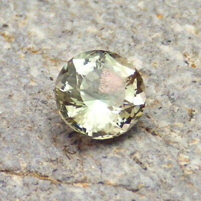 Écume Vert Neige Oregon Sunstone 1,80 CT Flawless-For Haut Bijoux