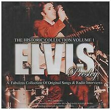 Historic Collection Vol.2 by Presley Elvis | CD | condition very good