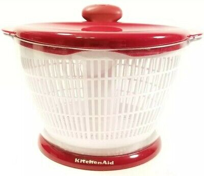 KITCHENAID SALAD SPINNER and Fruit spinner NEW - $28.99 | PicClick