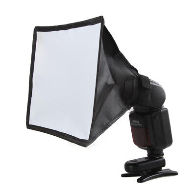Speedlight Softbox 15*17cm Diffuser for Flash Speedlite Outdoor Universal Mini