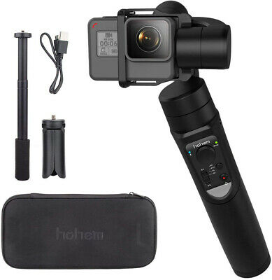 Hohem iSteady Pro 3-Axis Handheld Gimbal for Gopro Hero 7 6 5 4 3, Sony RXO, YI