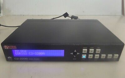 TVOne Corio C2-2200A Video Scaler