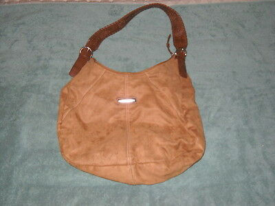 Nice Rosetti Suade-Like Purse Handbag M-15