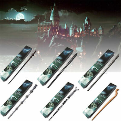 Harry Potter Resin Hermione Magic Wand Stick Gift Boxed Cosplay Props Toy Gifts