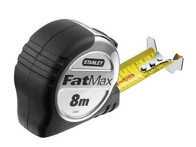 Stanley Tools STA033892 FatMax® Pro Pocket Tape 8m (Width 32mm) (Metric only)
