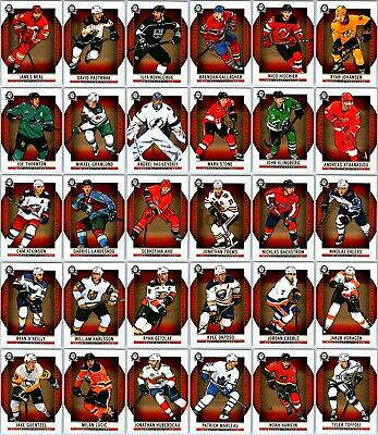 2018-19 OPC COAST TO COAST CANADIAN TIRE COMPLETE 100 CARD Base Set Lot Mint BV