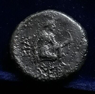 Tauric Chersonesos Artemis Parthenos Griffin ХЕР Magistrate КРА AE24 NICE COIN