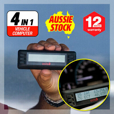 Engine Scan Tool Car Fault Diagnostic Reader OBDII OBD2 Berrima Diesel Scanner