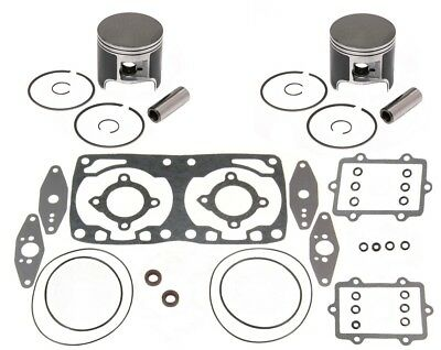 2008 Arctic Cat Crossfire 800 Sno Pro SPI Pistons Bearings Top End Gasket Kit