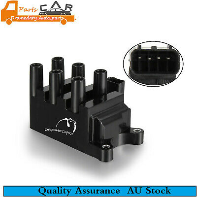 Ignition Coil Pack for Ford AU2 AU3 Falcon XR6 4.0L / Cougar MPV 2.5L Brand New