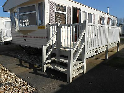 Caravan for rent Skegness-GIVE ME YOUR DATES TO SEE IF FREE