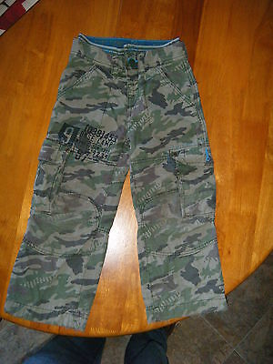 Next - Boys Camouflage Trousers - Age 5
