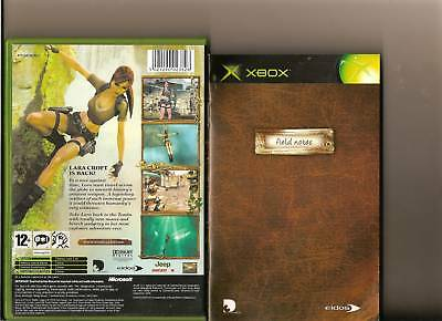 Lara Croft Tomb Raider Legend Xbox / X Box