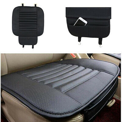 1X Breathable Car Front Seat Cushion/Protector Pad Driver Mat Cover Universal UK