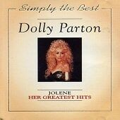 Dolly Parton / Jolene - Her Greatest Hits (Best of)  CD