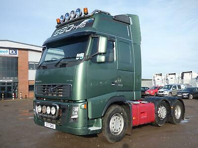 VOLVO FH16 GLOBETROTTER XL 6x2 TRACTOR UNIT 2006
