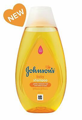 Johnson's Baby No More Tears Baby Shampoo 200 ml Free Shipping