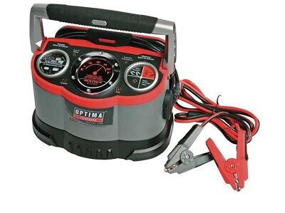 Optima Batteries 150-33508 1200 Battery Charger Maintainer 12 Amps 12 Volt