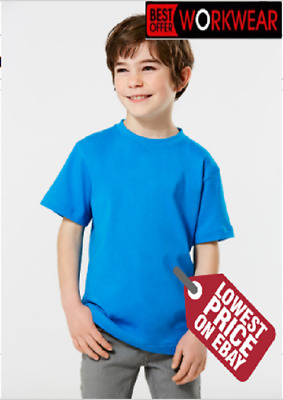 Biz Collection Ice Kids Tee - Colours T10032