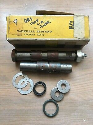 Bedford Ca Steering Idler Pin Kit Both Sides.