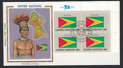 GUYANA FLAG AND Map stamp 1966 MNH - $4 99 | PicClick