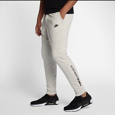 71ccd7c87e3976 NIKE NSW MAX Taper Fit Tech Bonded Woven Cargo Pants Black 861526 ...