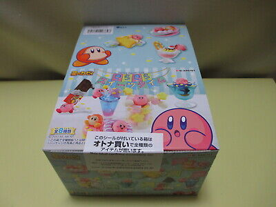 Re-Ment Kirby's Dream Land Kirby Twinkle Sweets Time Set of 8 pcs Miniature