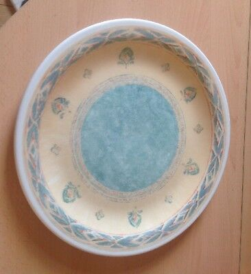 PRAGUE CHURCHILL PORTS OF CALL Plate PLATTER Charger Very Large